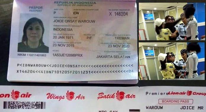 Ini Dia Pelaku Pemukulan Dan Penamparan Petugas Avsec Di Bandara