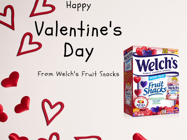 Share Valentine's Day Exchange With Welch's Fruit Snacks