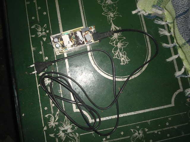 Adaptor Notebook