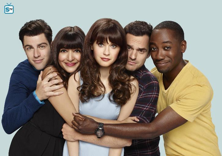 New Girl - Season 6 - Promo, Cast Promotional Photo, Poster & Featurette