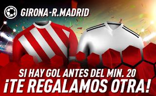 sportium Copa del Rey promo Girona vs Real Madrid 31 enero 2019