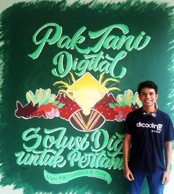 pengalaman bekerja di startup - Ronaldi Tumanggor