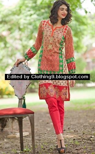 Zahra Ahmad modish tunic kurtis dresses