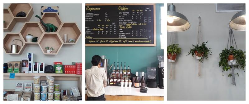 cofee shop Vang Gogh Durham