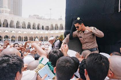 Kisah-kisah Jamaah Umrah Berjuang Mencium Hajar Aswad (1)