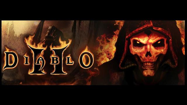 Screengrab from Diablo II Website @ Blizzard