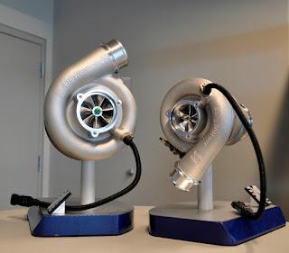 Turbocompressori per uso da competizione con sensore giri