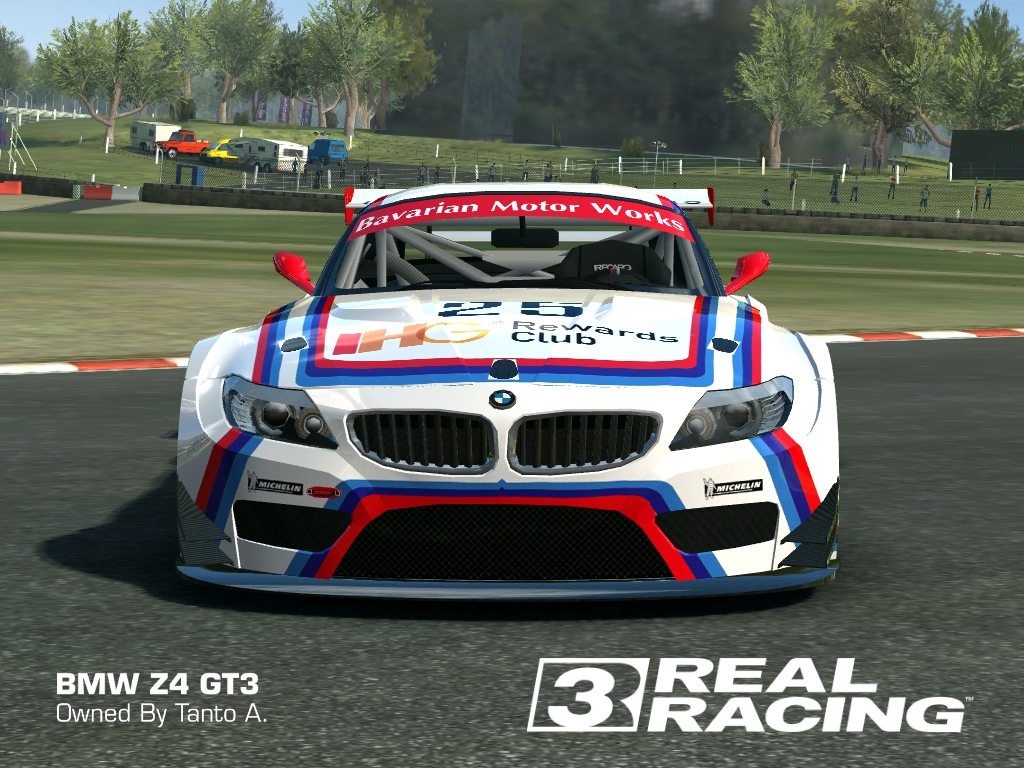 real racing 3 skin 2010 bmw z4 gt3 skin sebring 75 bmw z4 gt3 hd livery by tanto arc. Black Bedroom Furniture Sets. Home Design Ideas