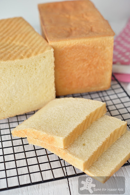fluffy moist milk sandwich bread