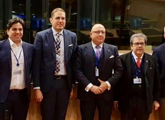 Il Vicepresidente della Regione Siciliana Armao eletto presidente dell'Intergruppo regionale per l'insularità dell'UE