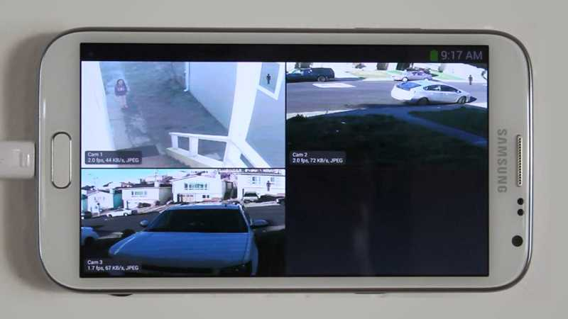 How To Turn Your Android Device Into A Security Camera