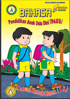 BUKU PAUD TK Kelompok A dan B ~ Penerbit Asaka Prima
