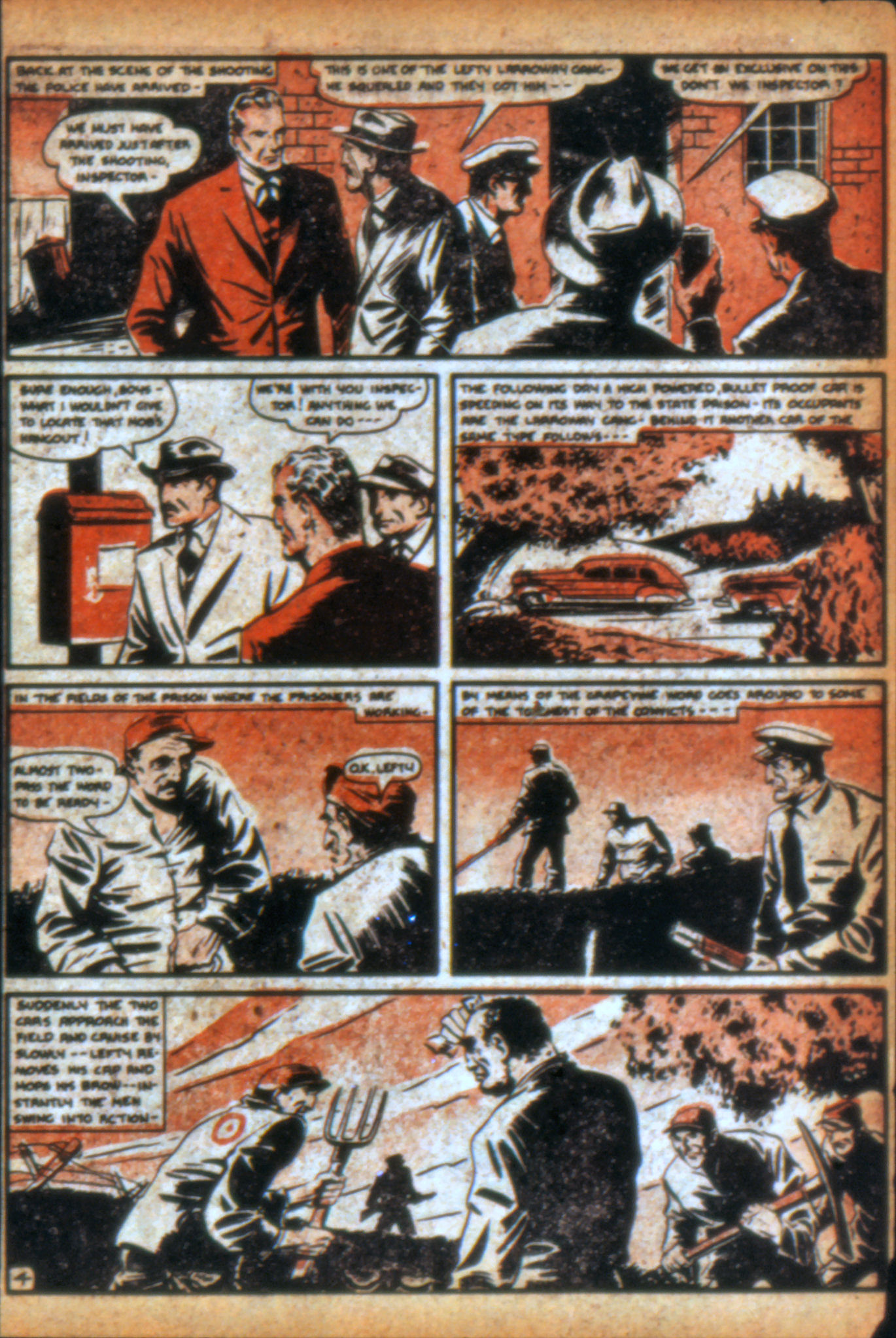 Read online Action Comics (1938) comic -  Issue #9 - 20