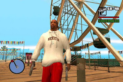 Download Game GTA San Andreas for PC High Compressed (100% Work) Free