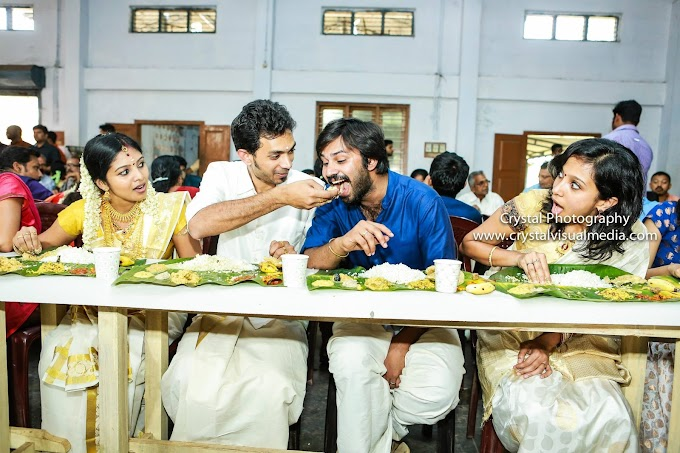Kerala Hindu Wedding Funny Photos