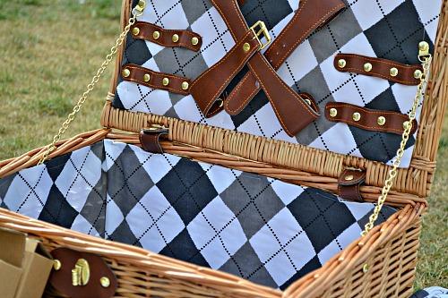 family picnic basket and picnic set review