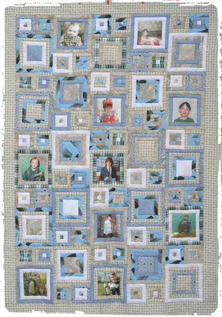 одеяло с фотографиями