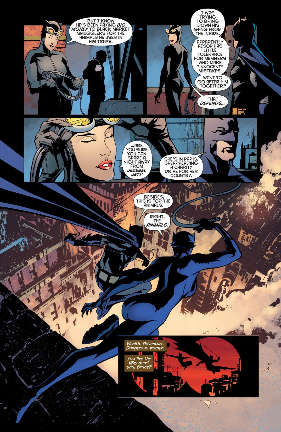 Detective Comics (1937) 846 Page 4