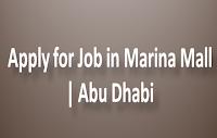 Apply for Job in Marina Mall