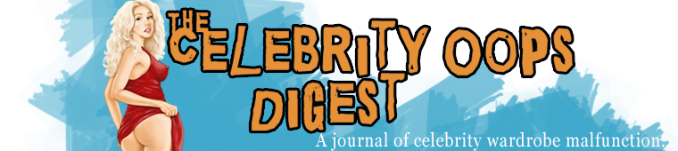 The Celebrity Oops Digest