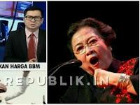 """Era SBY, Megawati Nyanyi """"BBM Naik Tinggi, Susu Tak Terbeli"""", Coba Sekarang Nyanyikan Lagi?"""