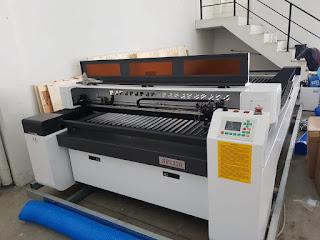 SENFENG 1325-I (150w) Mesin Laser Cutting dan Gravier