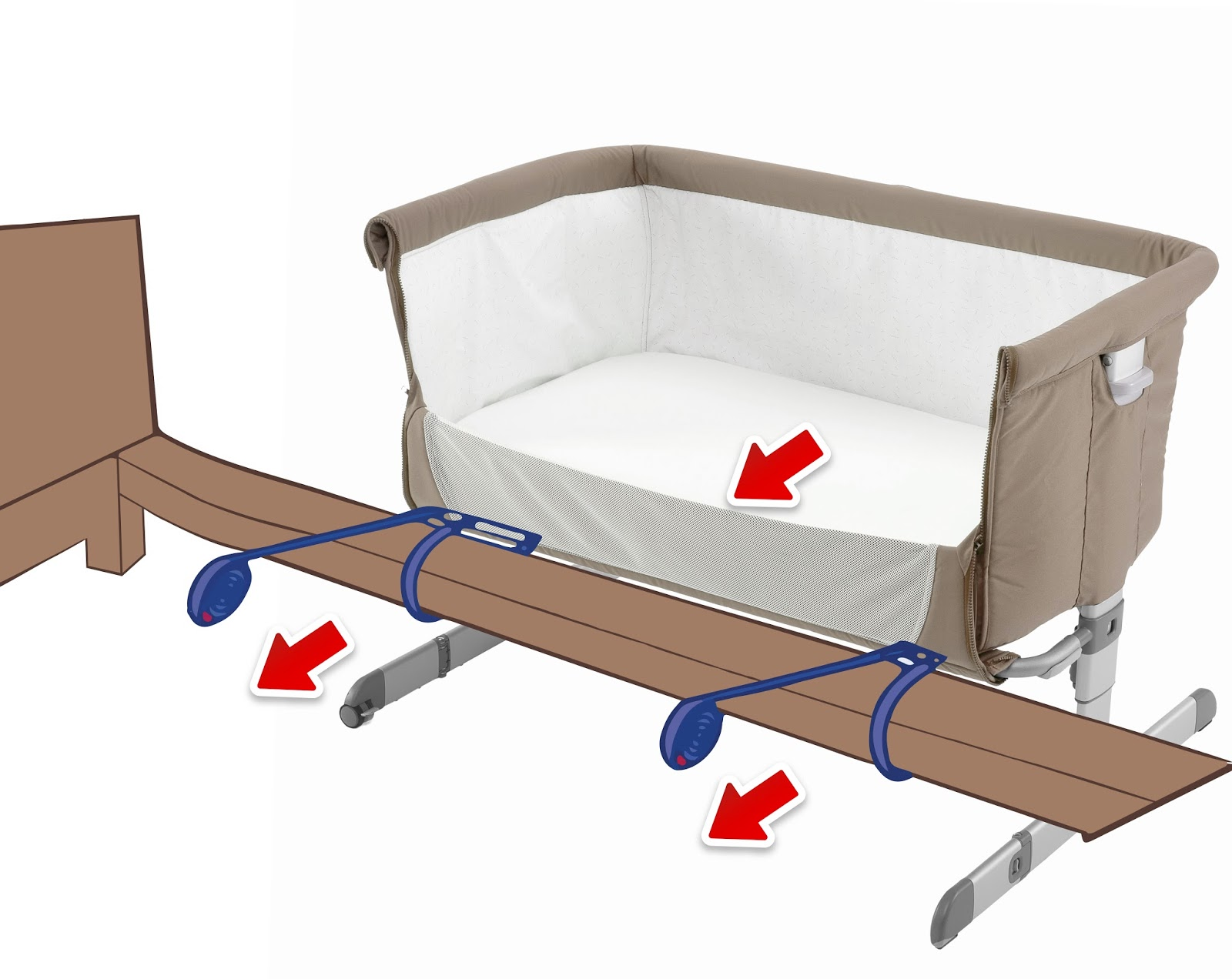 le cododo dormir avec b b sans risques blog toys 39 r 39 us. Black Bedroom Furniture Sets. Home Design Ideas