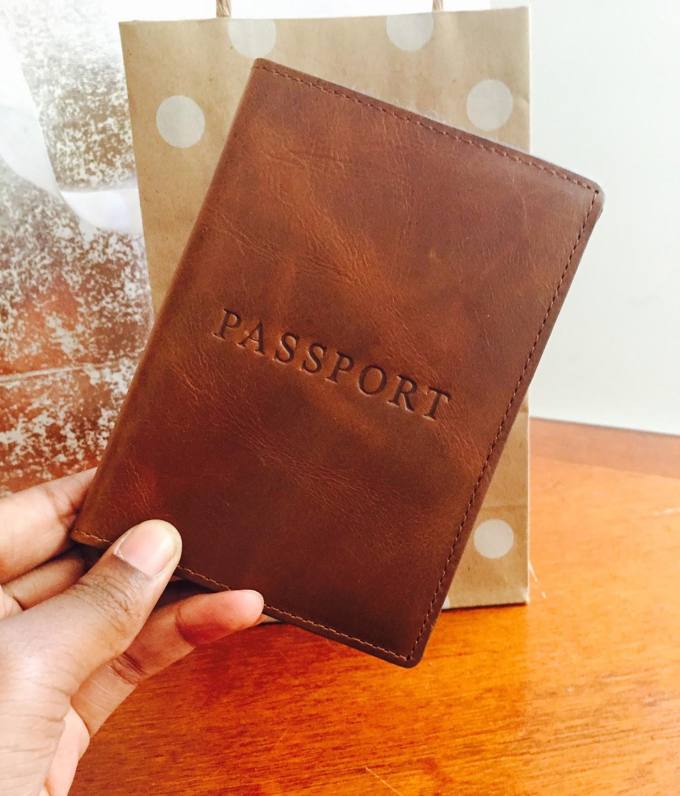 passport travel gift