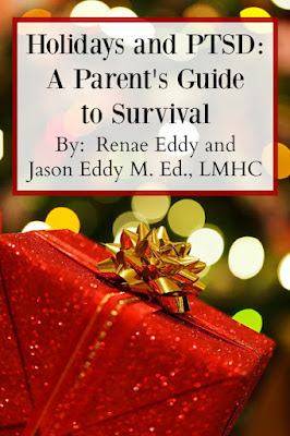 Book:  Holidays and PTSD: A Parent's Guide to Survival