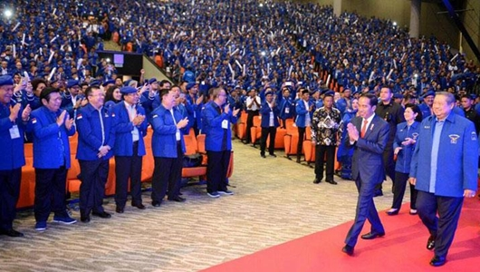 Partai Demokrat Tak Sudi Ikut Jika Prabowo Tolak Hasil Pemilu dengan Adu Domba Rakyat