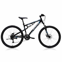26 Inch Polygon RayZ 1.0 Mountain Bike