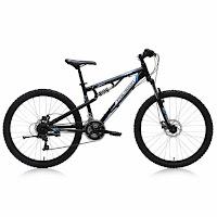 26 Inch Polygon RayZ 1.0 Mountain Bike
