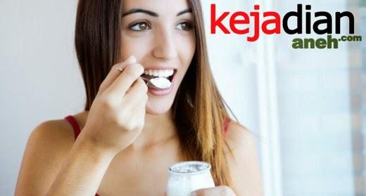 Sensasi Yoghurt Dari Cairan Ketiak Wanita