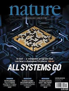 AlphaGo article in Nature