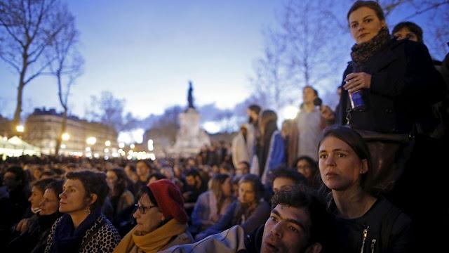 Llaman en Francia a nuevas manifestaciones contra plan del gobierno