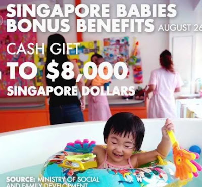 singapore low birth rate