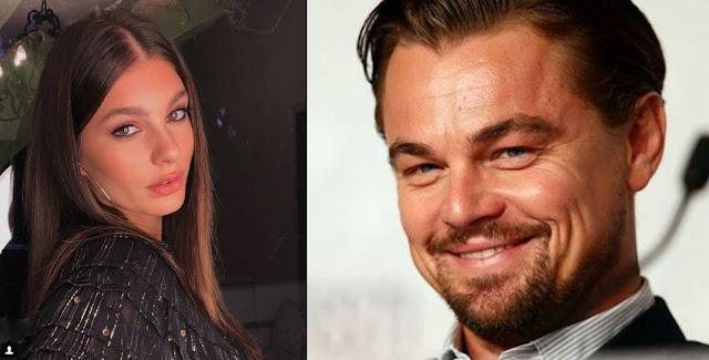 Biografia CAMILLA MORRONE iubita lui Leonardo DiCaprio