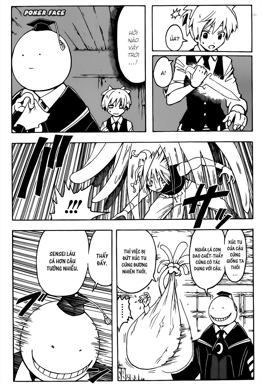 Ansatsu Kyoushitsu chap 31 trang 16