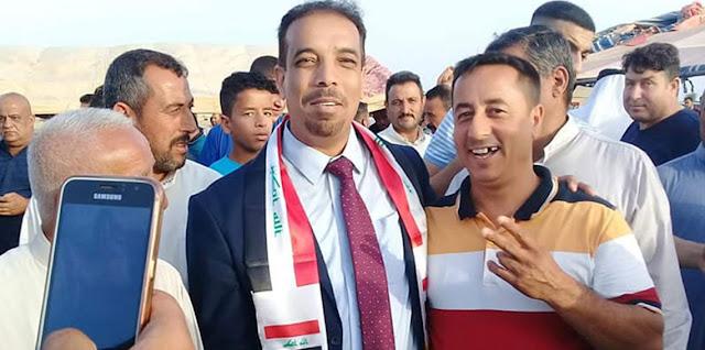 حقيقة إغتيال فاروق محمد مرشح الإنتخابات العراقي في الموصل
