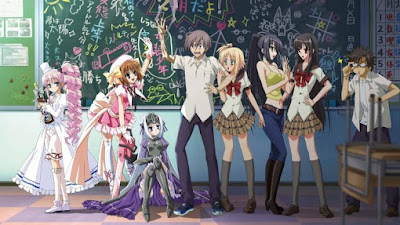Kore wa Zombie Desu ka of the Dead [10/10] +Ovas [HD] [Mega]