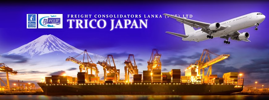 Trico Japan : Freight Consolidators Lanka (Pvt) Ltd