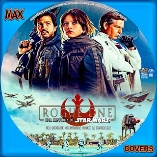 Rogue One Galleta Maxcovers