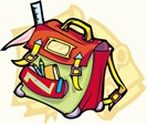 Backpack Drive during July-August