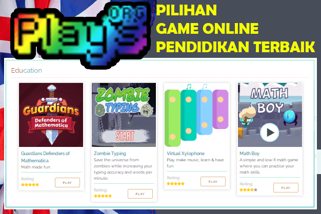 Memilih Game Online Pendidikan Terbaik