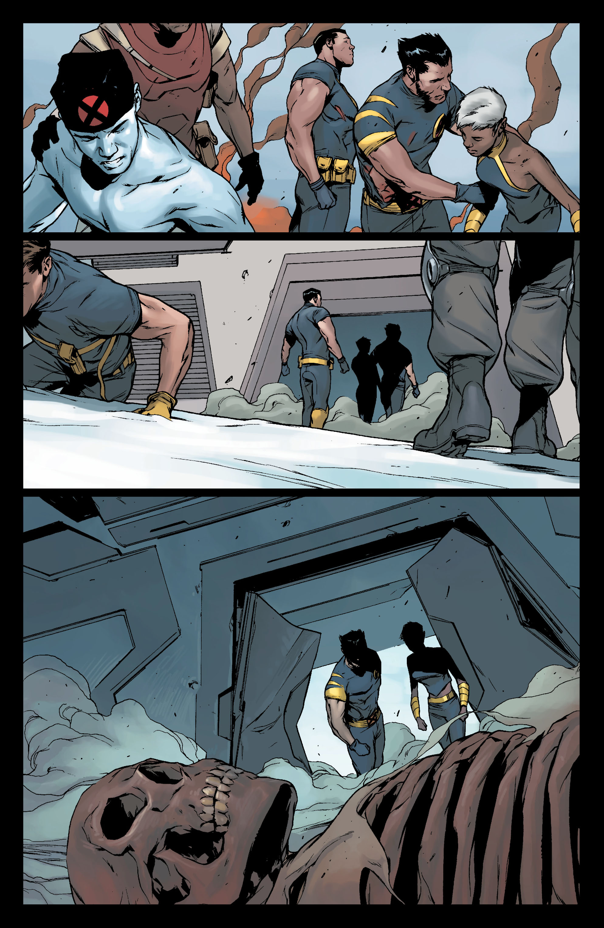 Read online Ultimate X-Men comic -  Issue #78 - 17