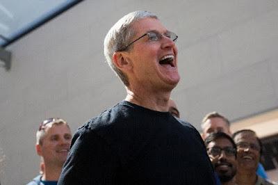 """Tim Cook không phủ nhận Note7 """"chết yểu"""" khiến doanh số iPhone 7 tăng lên"""