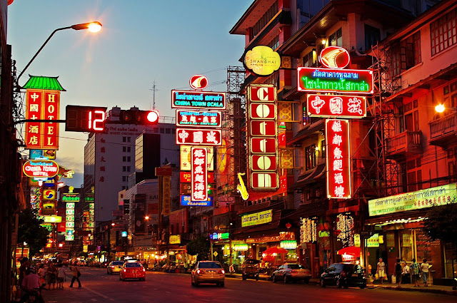 SOUK UP CHINESE CULTURE IN CHINATOWN