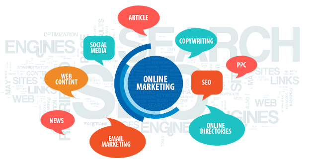 SEO internet marketing bubble