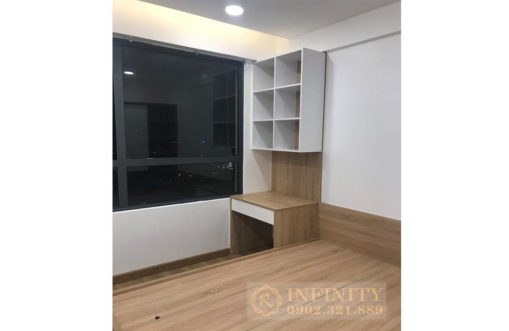 Căn hộ cho thuê EverRich Infinity - phòng ngủ