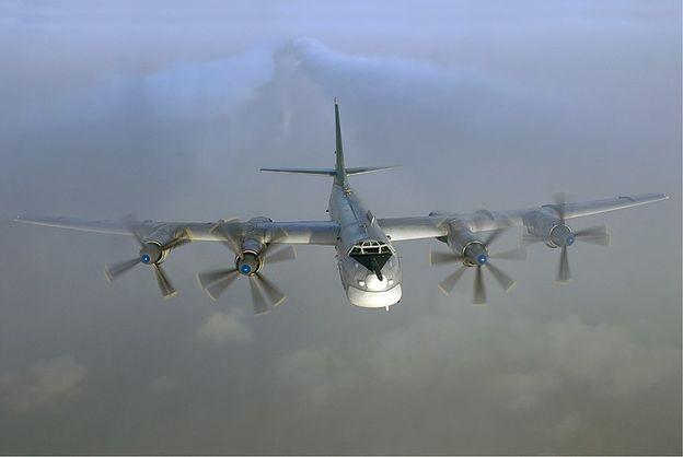 Винищувачі США перехопили два російські бомбардувальники біля берегів Аляски